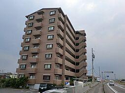 三重県鈴鹿市北玉垣町の賃貸マンションの外観