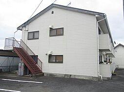 三重県鈴鹿市北玉垣町の賃貸アパートの外観