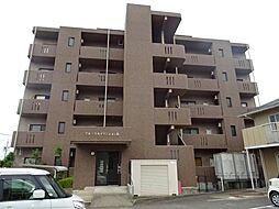 ブルースカイマンション[5階]の外観