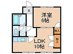 海南駅 4.4万円