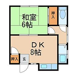 東松江駅 2.9万円