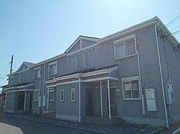 和歌山県岩出市中迫の賃貸アパートの外観
