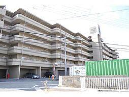 和歌山県岩出市金屋の賃貸マンションの外観