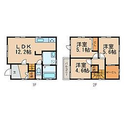 【敷金礼金0円!】フジパレス戸建賃貸和歌山市西高松