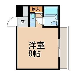 六十谷駅 1.8万円