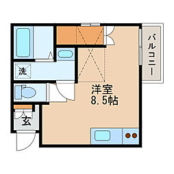 諏訪神社駅 3.6万円