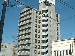 北海道函館市大手町の賃貸アパートの外観