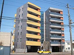 北海道函館市大手町の賃貸マンションの外観