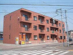 北海道函館市宮前町の賃貸マンションの外観