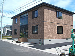北海道亀田郡七飯町大川4丁目の賃貸アパートの外観