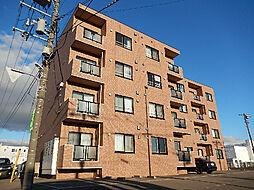 北海道北斗市七重浜1丁目の賃貸マンションの外観