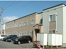 北海道函館市港町3丁目の賃貸アパートの外観