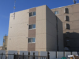 北海道函館市本通1丁目の賃貸マンションの外観