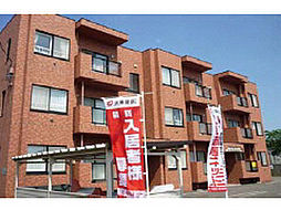 北海道函館市亀田港町の賃貸マンションの外観
