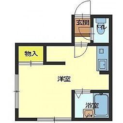 函館市電5系統 柏木町駅 徒歩10分