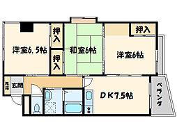 KATO I[2階]の間取り