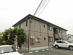 シャーメゾン佐藤 C・D棟[C206号室]の外観
