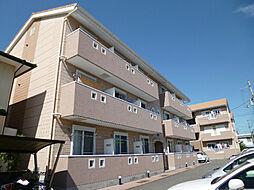 グランメゾントレビ[1階]の外観