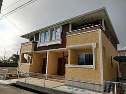 セリーヌA・B[1階]の外観