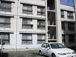 滋賀県大津市御殿浜の賃貸マンションの外観