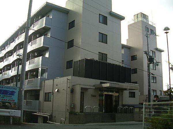 滋賀県大津市大江8丁目の賃貸マンション