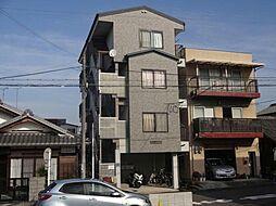 滋賀県大津市神領3丁目の賃貸マンションの外観