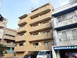 ボヌール武[3階]の外観