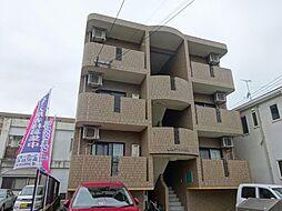 鹿児島県鹿児島市城西1丁目の賃貸マンションの外観