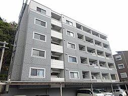鹿児島県鹿児島市平之町の賃貸マンションの外観