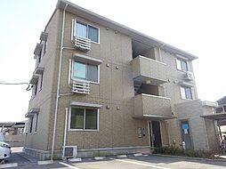エスポワール弐番館[1階]の外観