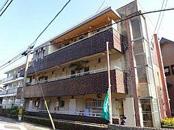 柿内コーポ花園[2階]の外観
