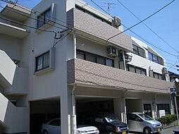 鹿児島県鹿児島市鴨池2丁目の賃貸マンションの外観