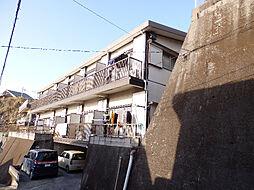 鹿児島県鹿児島市日之出町の賃貸アパートの外観
