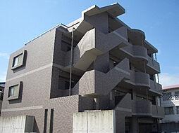 鹿児島県鹿児島市紫原5丁目の賃貸マンションの外観