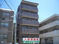 鹿児島県鹿児島市宇宿1の賃貸マンションの外観
