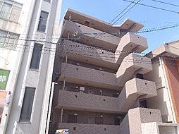 鹿児島県鹿児島市下荒田3丁目の賃貸マンションの外観