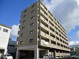 鹿児島県鹿児島市新栄町の賃貸マンションの外観