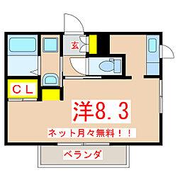 🉐敷金礼金0円!🉐エルミタージュ荒田