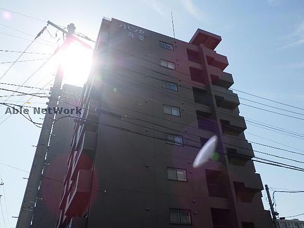 アバンセ丸菱 7階の賃貸【北海道 / 札幌市東区】