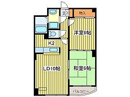 JNO31[2階]の間取り