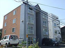 クリスタルハイツ元町[3階]の外観