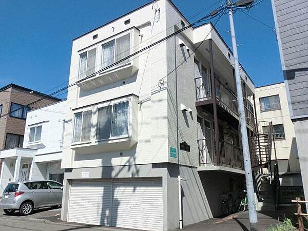 北海道札幌市東区北二十四条東18丁目の賃貸アパート