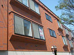 ファミリーマンション24[2階]の外観