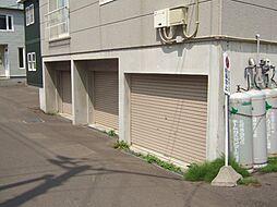 ミリオンN35[1階]の外観
