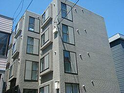 ラリューシュ新道東[3階]の外観