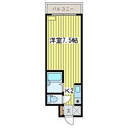 北18条駅 3.2万円