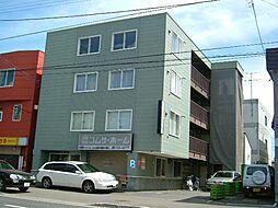 エスポアール美香保[4階]の外観