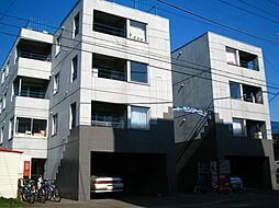 コート・モンターニュ[2階]の外観