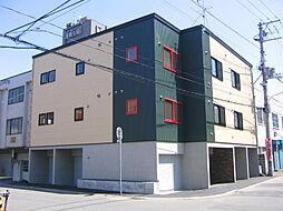 サンハイム元町[2階]の外観