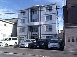 グランメール北元町[3階]の外観